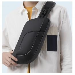 Рюкзак с одной лямкой Bange (BGS7312-Black) Черный