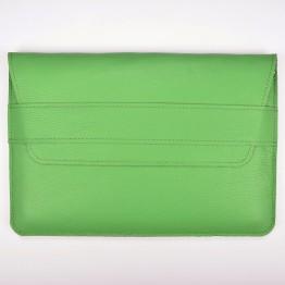 Чехол для iPad 2017-2019 Empire Leather Craft Tablet (i-individual8) Зеленый