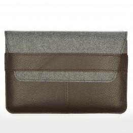 Чехол для iPad 2017-2019 Empire Leather Craft Tablet (i-individual28) Темно-коричневый