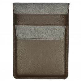 Чехол для iPad 2017-2019 Empire Leather Craft Tablet (i-individual31) Темно-коричневый