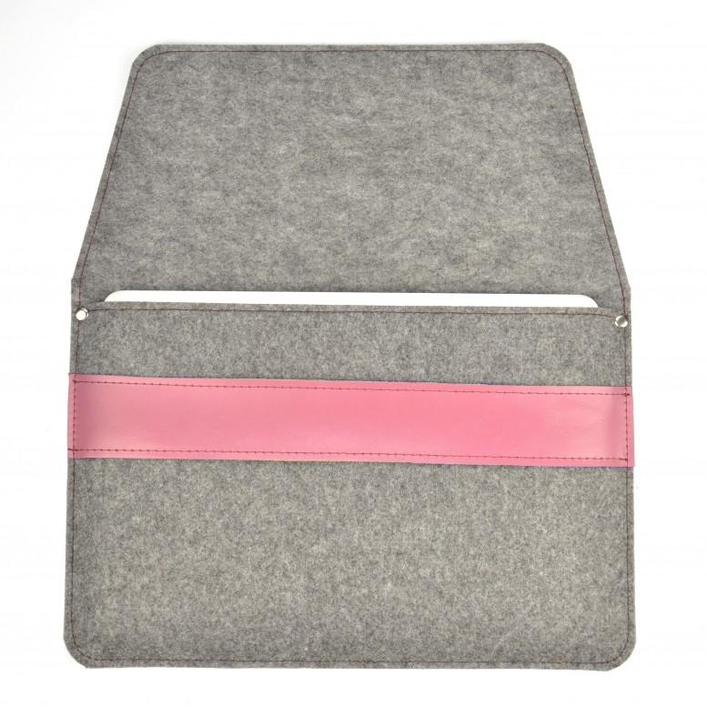 Чехол для iPad 2017-2019 Empire Leather Craft Tablet (i-individual5) Розовый