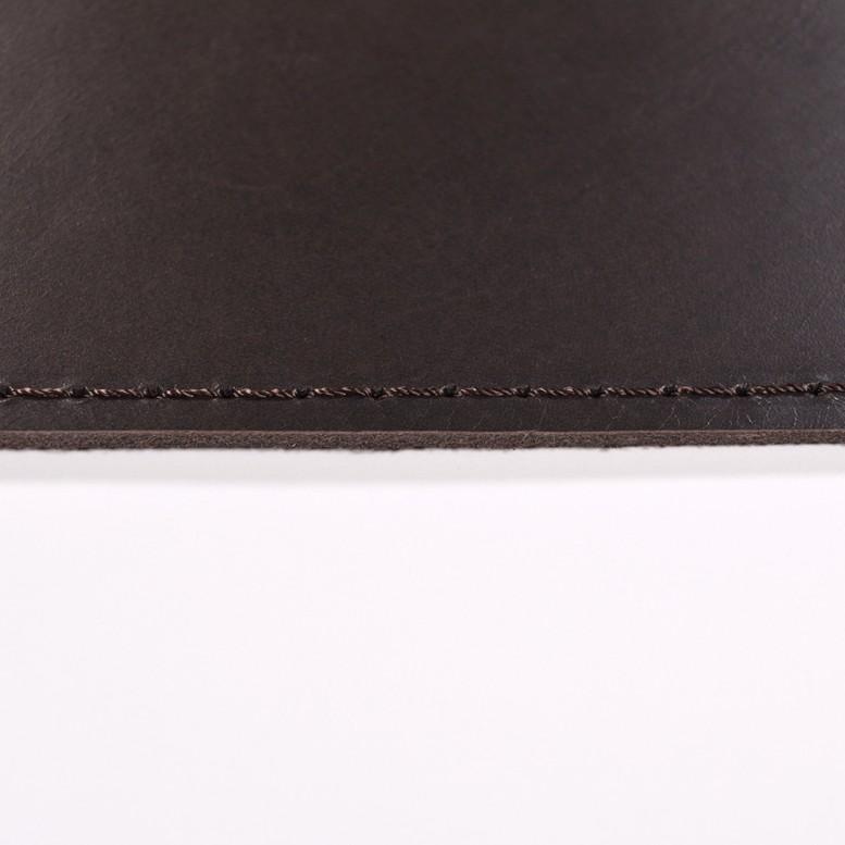 Кожаный коврик для мыши Leather Craft (cover2) Темно-коричневый
