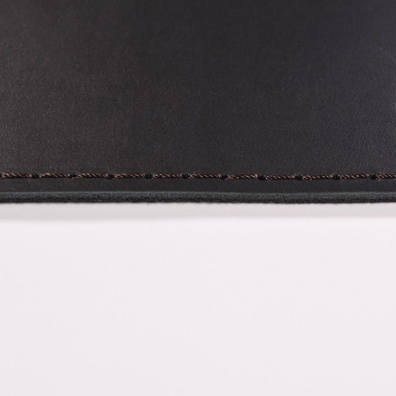 Кожаный коврик для мыши Leather Craft (cover6) Черный