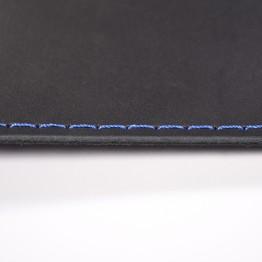 Кожаный коврик для мыши Leather Craft (cover7) Черный