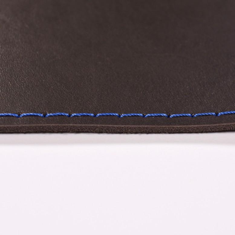 Кожаный коврик для мыши Leather Craft (cover8) Темно-коричневый