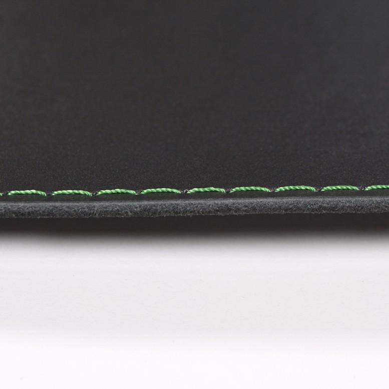 Кожаный коврик для мыши Leather Craft (cover9) Черный