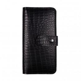 Кожаный кошелек Empire Leather Craft (CRL BL Casual) Черный
