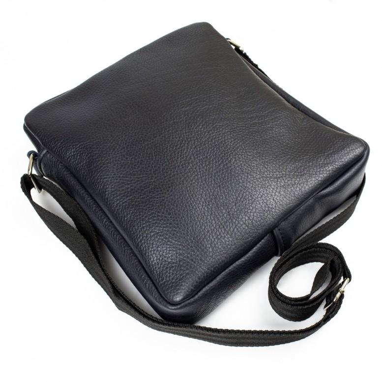 Мужская сумка Empire Leather Craft (gt-v) Темно-синяя