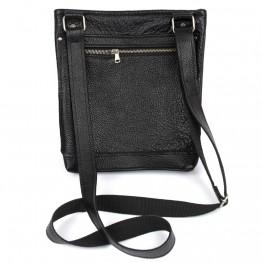 Мужская сумка Empire Leather Craft (gt-s) Черная
