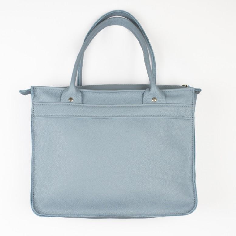 Женская сумка Empire Leather Craft (ac-w-12) Голубая