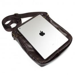 Мужская сумка Empire Leather Craft (gt-brown-v) Коричневая