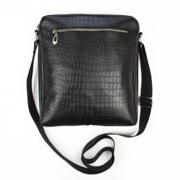 Мужская сумка Empire Leather Craft (gt-v-cr) Черная