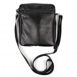 Мужская сумка Empire Leather Craft (flc4-black-metal) Черная