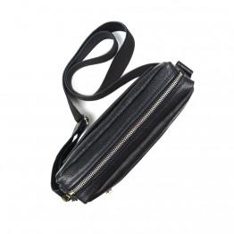 Сумка Empire Leather Craft (Messenger Mini) Темно-синяя