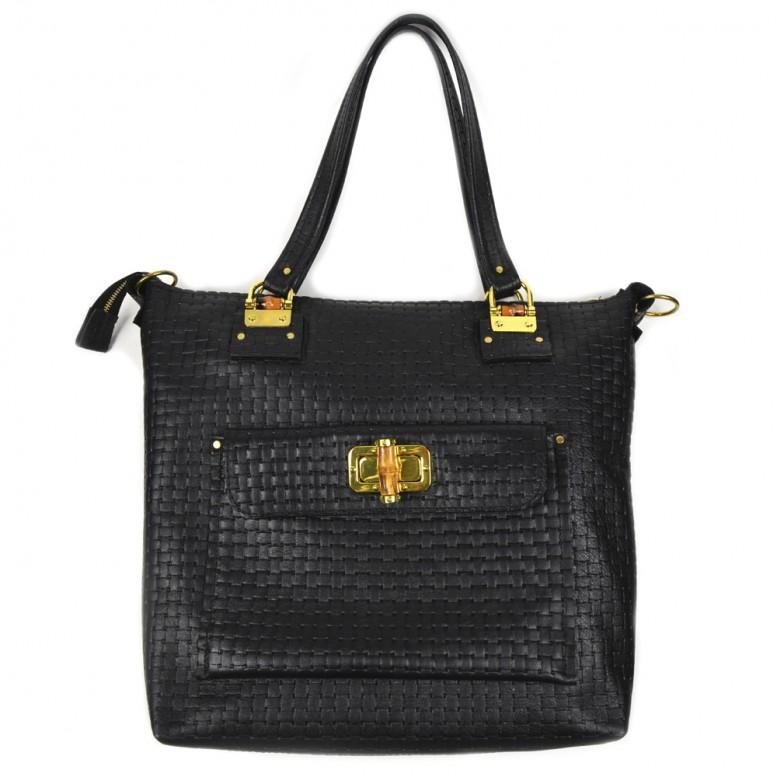Женская кожаная сумка RL