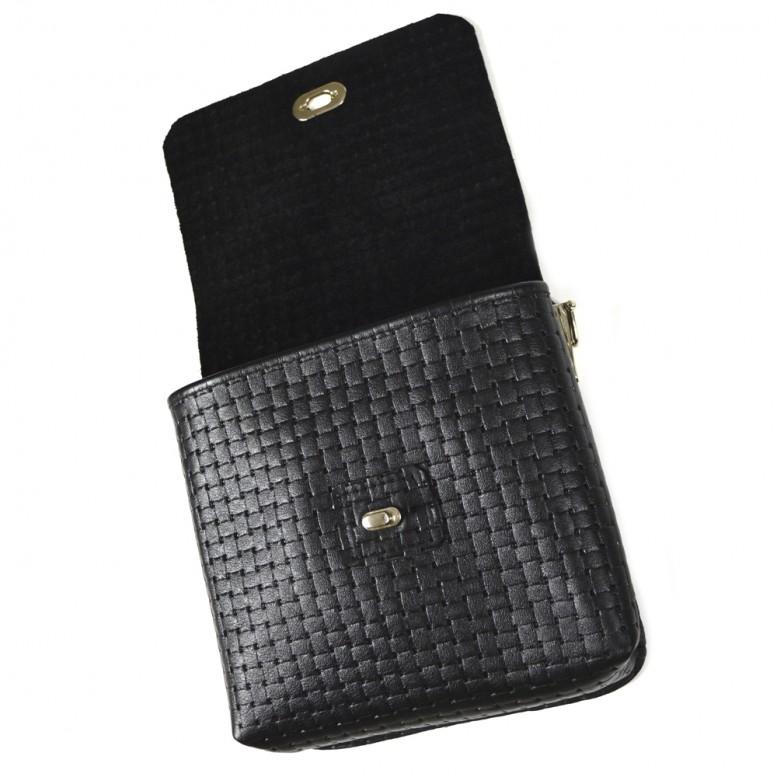 Женская кожаная сумка Royal W Black
