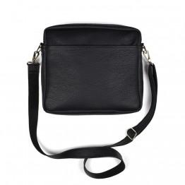 Сумка Empire Leather Craft (Messenger Black A) Черная