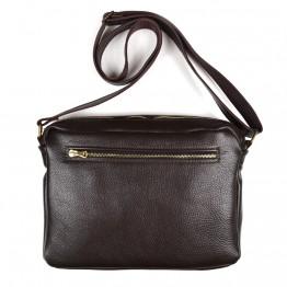 Сумка Empire Leather Craft (Messenger Big Brown N) Коричневая