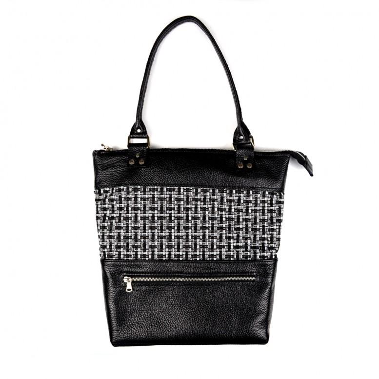 Женская кожаная сумка Loren